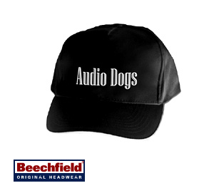 Audio Dogs Cap