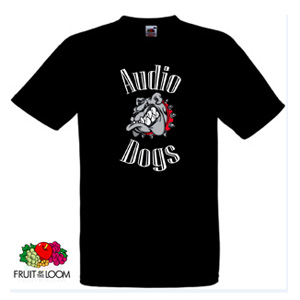 Audio Dogs T-Shirts
